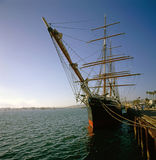 San Diego harbor Stock Images