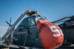 San Diego Helicopter Imagen de archivo
