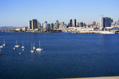 San Diego, horizon. images stock