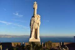 San Diego, Kalifornia Grudzień 04, 2016: - usa - Cabrillo Statu Obrazy Royalty Free