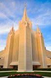 San Diego Kalifornien tempel Royaltyfri Bild