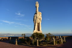 San Diego Kalifornien - USA - December 04, 2016: Cabrillo Natio Royaltyfri Foto