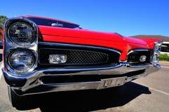 SAN DIEGO KALIFORNIEN, USA - SEPTEMBER 08: Pontiac GTO på Septem Arkivfoton