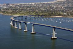 San Diego lädt Sie ein Lizenzfreie Stockbilder