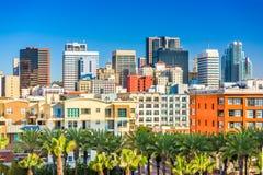 San Diego, la Californie, Etats-Unis photographie stock libre de droits
