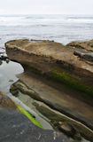San Diego La Jolla Rocky Coast Stock Photos