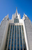 San Diego LDS Temple Stock Images