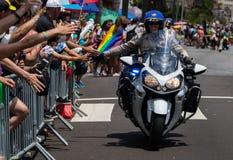 San Diego LGBT dumy parada 2017 Zdjęcie Stock