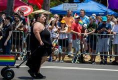 San Diego LGBT stolthet ståtar 2017 Fotografering för Bildbyråer