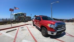 San Diego Lifeguard vídeos de arquivo