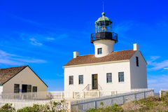 San Diego Lighthouse Royalty Free Stock Image