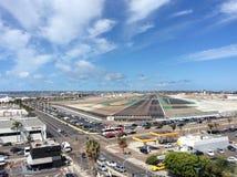 San Diego lotnisko międzynarodowe Zdjęcia Royalty Free
