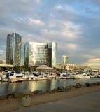 San Diego marina Arkivfoton