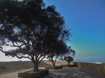 San Diego/meksykanina granica Zdjęcie Royalty Free