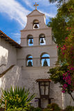 San Diego Mission Bell Tower Royalty Free Stock Image