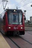 San Diego MTS Train Royalty Free Stock Photos