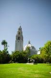 San Diego museum av mannen Fotografering för Bildbyråer
