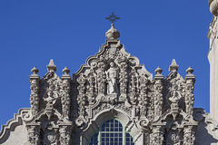 San Diego Museum at Balboa Park Stock Photography