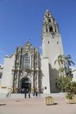 San Diego Museum dell'uomo al parco della balboa Fotografia Stock