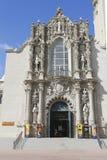 San Diego Museum do homem no parque do balboa Fotos de Stock