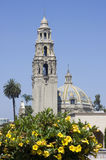 San Diego Museum do homem no parque do balboa em San Diego, Califórnia Foto de Stock Royalty Free