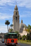 San Diego Museum of Man in Balboa Park in San Diego, California Royalty Free Stock Photos