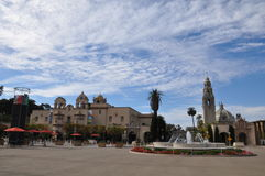 San Diego Museum of Man in Balboa Park in San Diego, California Royalty Free Stock Images