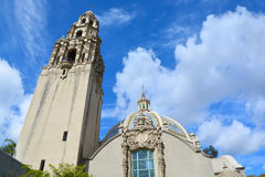 San Diego Museum of Man Royalty Free Stock Photography