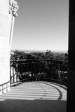 San Diego muzeum mężczyzna wierza Vista Zdjęcie Royalty Free