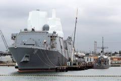 San Diego Navy Shipyard Stock Fotografie