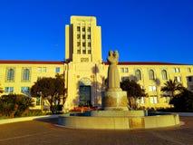 San Diego okręgu administracyjnego administraci centrum zdjęcia stock