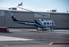 San Diego okręgu administracyjnego szeryfa Lotniczy poparcie Zdjęcia Royalty Free