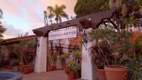 San Diego Old Town - Fiesta del Reys - SAN DIEGO, USA - APRIL 1, 2019 arkivfilmer