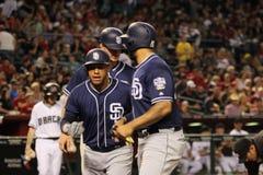 San Diego Padres Royaltyfria Bilder