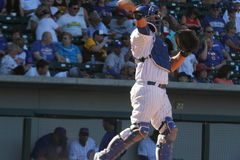 San Diego Padres baseball Stock Photo