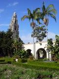 San Diego Park Stock Photo