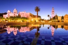 San Diego parkerar Royaltyfri Bild