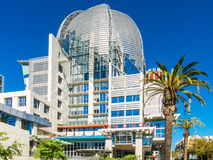 San Diego Public Library. Central Public Library In San Diego's East Village, California Royalty Free Stock Image
