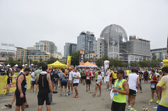 San Diego Rock and Roll Marathon Stock Image