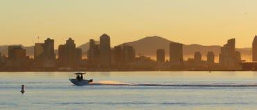 San Diego sábado Foto de archivo libre de regalías