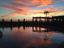 San diego słońca Fotografia Royalty Free