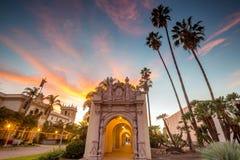 Free San Diego S Balboa Park  In San Diego California Royalty Free Stock Image - 53539196
