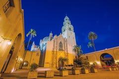 Free San Diego S Balboa Park  In San Diego California Stock Photos - 53539453