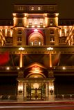 San Diego's Gaslamp district Royalty Free Stock Photos