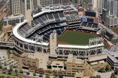 San Diego's Petco Park stock photography