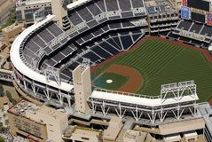 San Diego's Petco Park royalty free stock photo