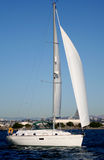 San Diego Sailboat Royalty Free Stock Photography