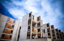 San Diego - Salk Institute. This photo was taken in San Diego, California, USA Stock Photos
