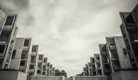 San Diego - Salk Institute. This photo was taken in San Diego, California, USA Royalty Free Stock Photo