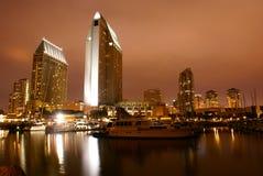 San Diego Skyline Royalty Free Stock Image